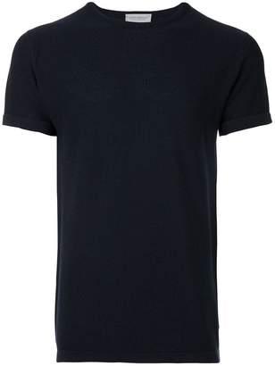 John Smedley plain T-shirt