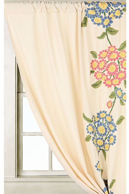Forget-Me-Not Curtain