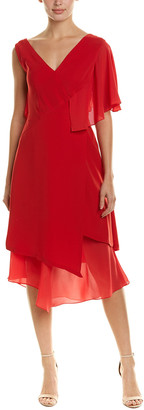 Yigal Azrouel Asymmetrical A-Line Dress