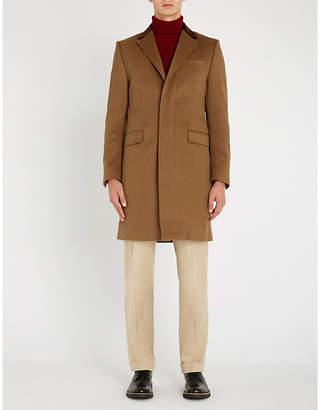 Crombie Retro wool coat