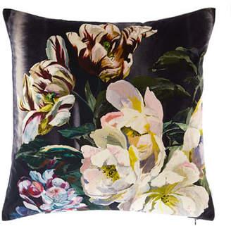 Designers Guild Delft Flower Pillow