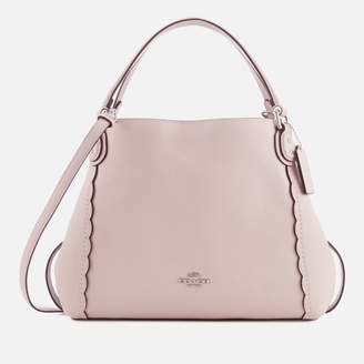Coach Women's Edie 28 Shoulder Bag - Ice Pink