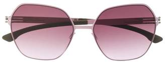 Ic! Berlin aviator sunglasses
