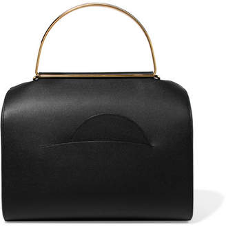 Roksanda Bag No.1 Textured-leather Tote - Black