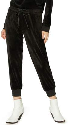 Sanctuary Velour Track Pants