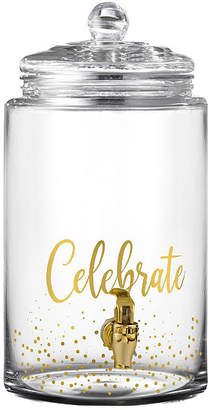 American Atelier Mistletoe Memories 1.9-Gallon Celebrate Drink Dispenser