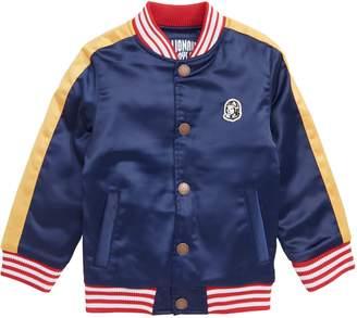 Billionaire Boys Club Souvenir Satin Baseball Jacket