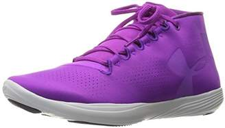 Under Armour Women's Street Precision Mid Sneaker