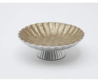 Julia Knight Inc Peony 8 Serving Pedestal Bowl