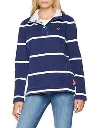 Crew Clothing Women's Pastow Pique Sweat Sweatshirt