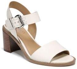 Franco Sarto Havana Leather Sandals