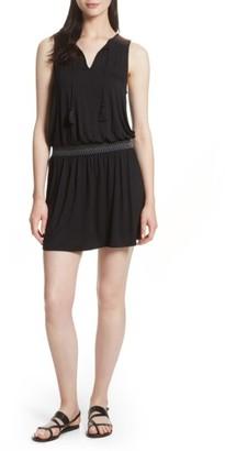 Women's Soft Joie Sara Blouson Dress $168 thestylecure.com