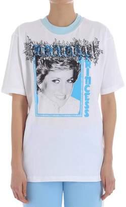 Off-White OFF WHITE T-shirt T-shirt Women Off White