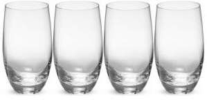Marks and Spencer 4 Barrel Hi Ball Glasses