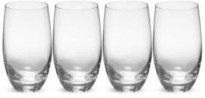 Marks and Spencer Set of 4 Barrel Hi Ball Glasses