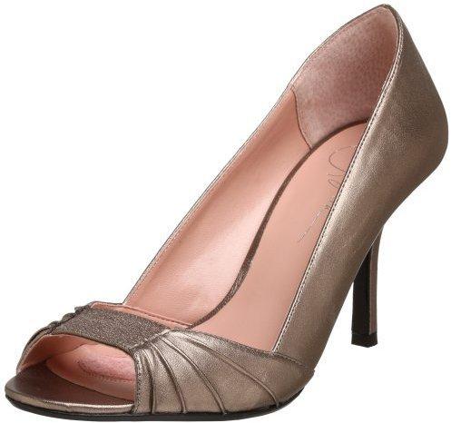 Gwyneth Shoes Women's Princess Peep Toe Pump