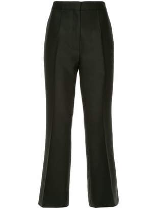 Rochas cropped tailored trousers