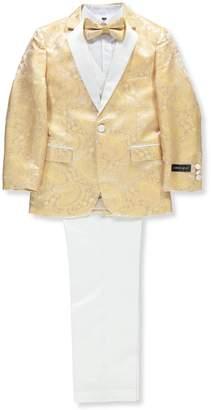 Kidsworld Kids World Big Boys' 5-Piece Suit Pants Set