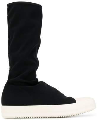 Rick Owens sneaker style booties