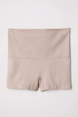 H&M Firm Shape Shorts - Beige