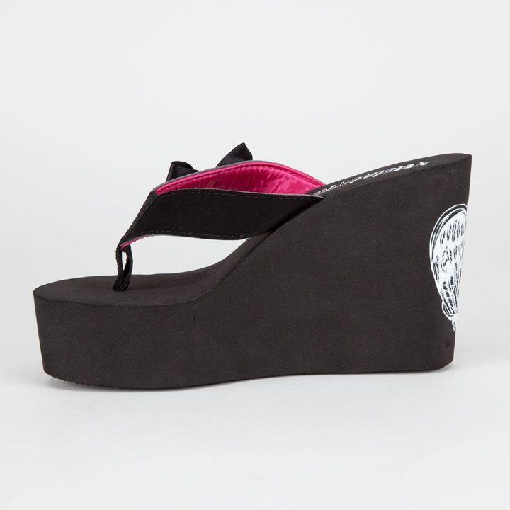 Metal Mulisha Shadows Womens Sandals