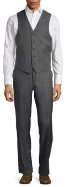 Lauren Ralph Lauren Wool Button-Front Vest