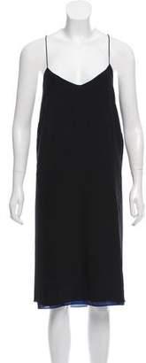 Rachel Comey Sleeveless Silk Dress
