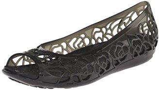 crocs Women's Isabella W Flat Shoe $39.99 thestylecure.com