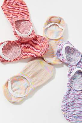 Urban Outfitters Space Dye No-Show Liner Sock 3-Pack