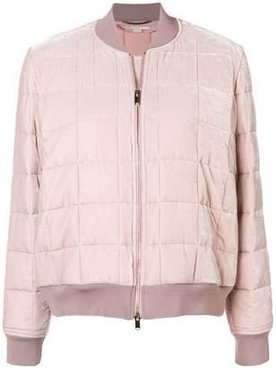 Stella McCartney padded bomber jacket