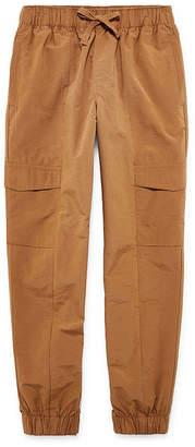 Arizona Woven Jogger Pants Boys 8-20 & Husky