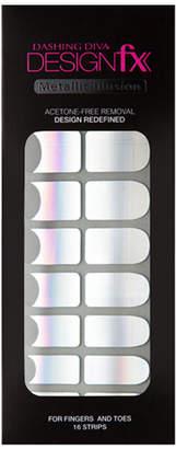 DASHING DIVA (ダッシング ディバ) - ダッシングディバ デザインフィックス メタリック Metallic Hologram 16枚(8サイズ)