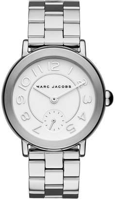 Marc Jacobs Women Riley Stainless Steel Bracelet Watch 36mm