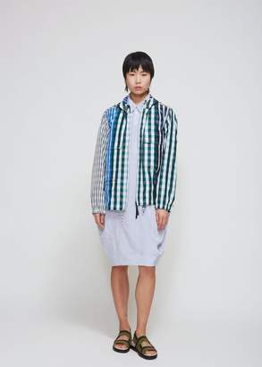 Marni Madras Hooded Jacket