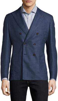 Thomas Pink Men's Jensen Peak Lapel Sportcoat