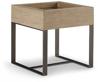 Tiburon Side Table - Teak - Brownstone Furniture