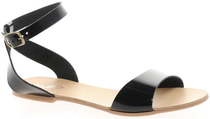 Aldo Brendle Simple Flat Sandals