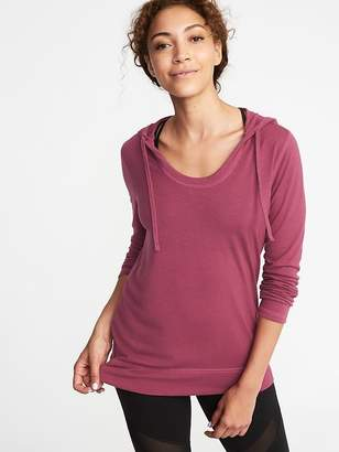 Old Navy Relaxed Lightweight Performance Hoodie for Women