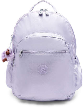 Kipling Seoul Go Extra Large Metallic Laptop Backpack