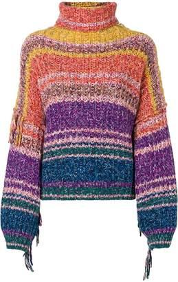 d284b4734289 Oversized Purple Sweater - ShopStyle