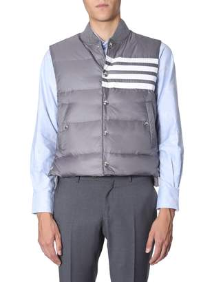 Thom Browne Sleeveless Down Jacket
