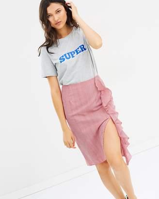 Glamorous Ruffle Skirt