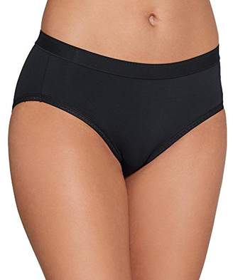 Vanity Fair Women's Comfort Where It Counts Hipster Panty 18163