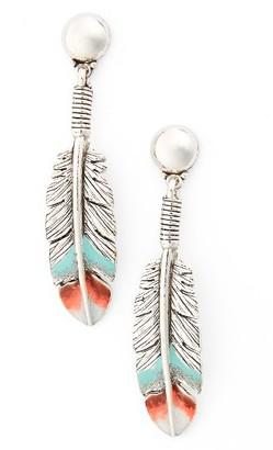 Women's Gas Bijoux Penna Drop Earrings $58 thestylecure.com