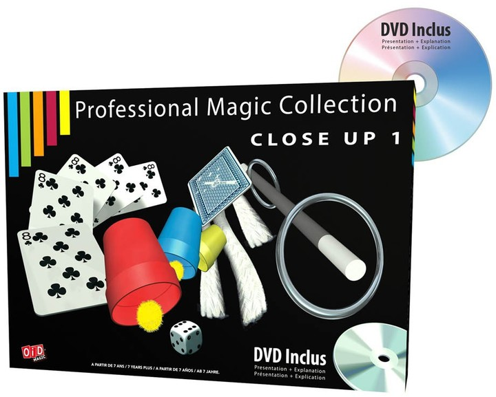 OID MAGIC Close Up 1 Magic Set