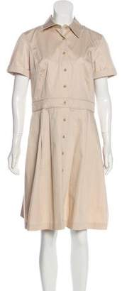 Brooks Brothers Knee-Length A-Line Dress