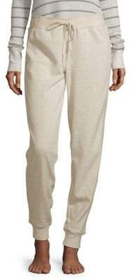 PJ Salvage Cotton-Blend Lounge Pants
