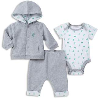 Absorba Boys' Cactus Jacket, Bodysuit & Pants Set - Baby