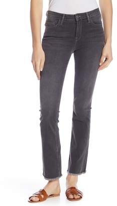 Free People Straight Crop Jeans