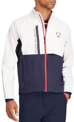 Ralph Lauren Men's USA Ryder Cup Golf Rain Jacket
